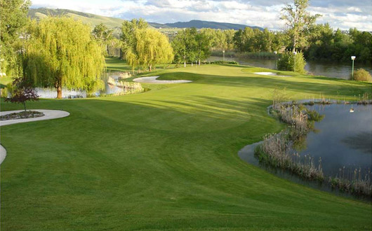Missoula CC - Host of 2017 Men's State Amateur