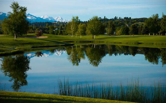 Polson Bay GC - Host of 2018 Montana State Juniors Tournament