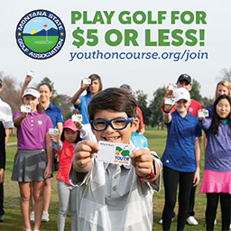 Youth on Course in Montana!