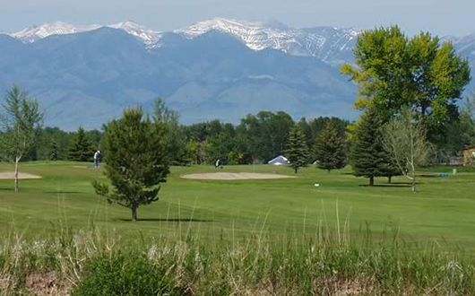 Cottonwood Hills GC - Host of 2020 Montana State Juniors