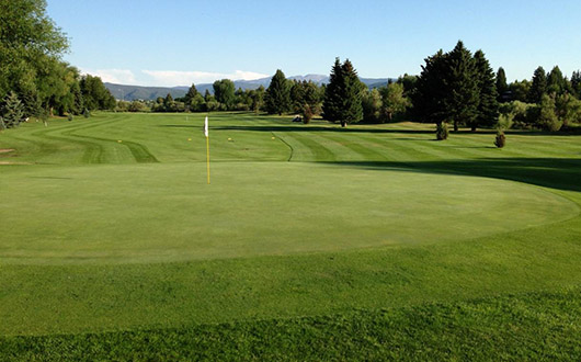 Butte CC - Host of 2018 Men's State Amateur