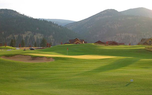 Canyon River GC - Co-host of 2020 Men's State Seniors